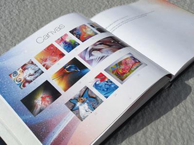 Portfolio Boek Bevlogenverf