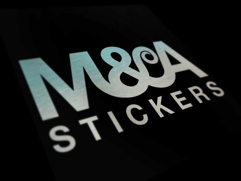 M&A Stickers