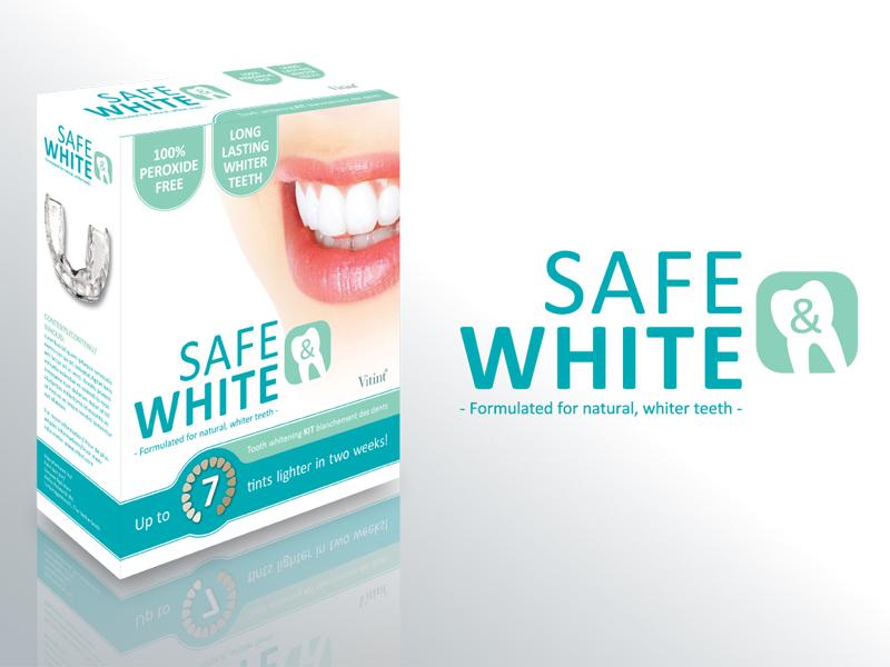 Safe & White Box