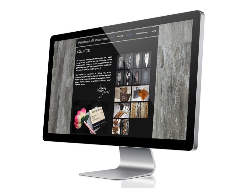 Wishes 4 Women Website