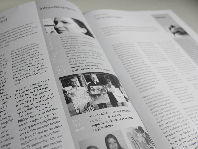 "BVKM Kwartaal Magazine ""de vriendschap"""