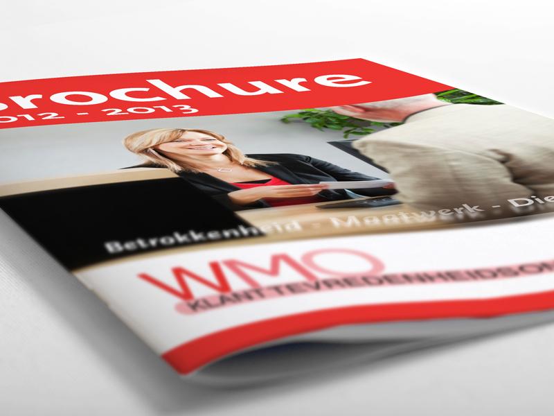 Brochure 2012 – 2013 WMO-klanttevredenheidsonderzoek.nl